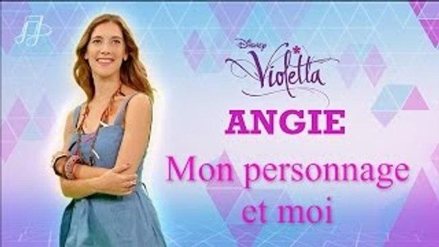 Violetta : Mon personnage & moi : Clara Alonso