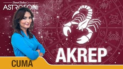 AKREP günlük yorumu 20 Kasım 2015