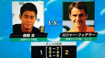 【錦織圭 vs フェデラー ATPワールドツアー・ファイナルズ  】 Kei Nishikori vs R.Federer  ATP World Tour Finals