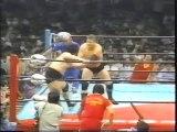 Genichiro Tenryu Vs Stan Hansen - July 26 1986