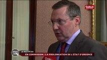 Philippe Bas, président de la commission des lois du Sénat, sur l'état d'urgence