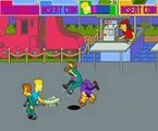 IRATE Gamer NEO The New Simpsons Video Game Review