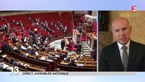 """Attentats de Paris : Manuel Valls évoque des """"risques chimiques et bactériologiques"""""""