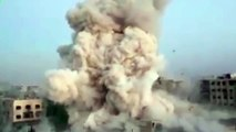 The revenge of the France attack ISIS in Syria, Raqqa. France Air Forces Attack on ISIS Raqqa, Syria
