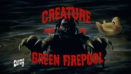 Creature From The Green Pool