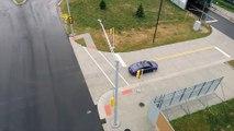 Fusion Hybrid Autonomous Research Vehicle at Mcity