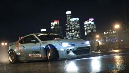 Need For Speed : Prêt pour faire chauffer les pneus ? #1
