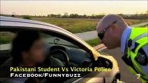 Australian Police (Victoria) vs Pakistani Students