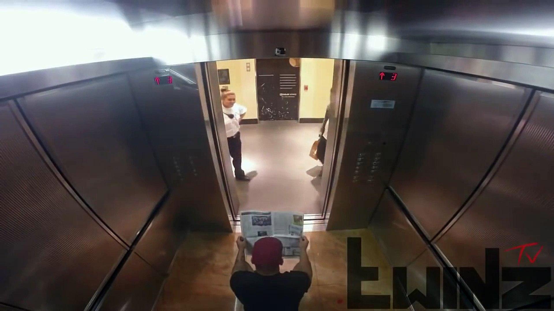 Pooping In The Elevator Top Pranks Pranks In Public Hilarious Elevator Pranks