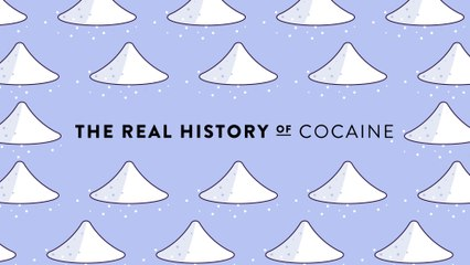 The Real History of Illegal Drugs: Cocaine