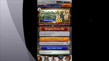 [FFRK] Yuna Magistral Rod FFX Event Relic Draw x 11 | Final Fantasy Record Keeper