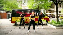 Choreography Twerk It Like Miley around Saigon. You guys know how many places in this awesome video ??