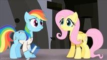 Star Wars Re-enacted by Ponies Re-enacted by Arnold Schwarzenegger