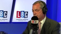 UKIP Nigel Farage On LBC Will Nigels Personality Effect The SAY NO Campaign