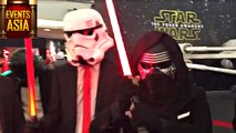 Star Wars The Force Awakens EVENT in Mid Valley Mega-mall | A Look Inside | Events Asia
