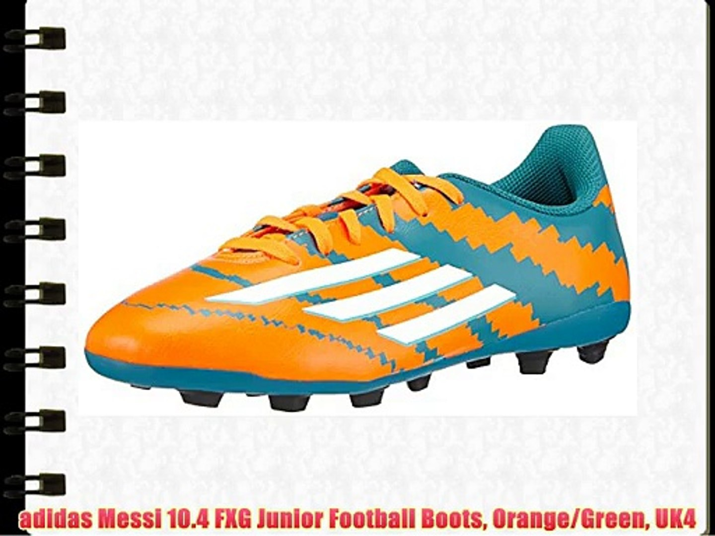 New Messi Football Boots: adidas Messi15.1 Unboxing