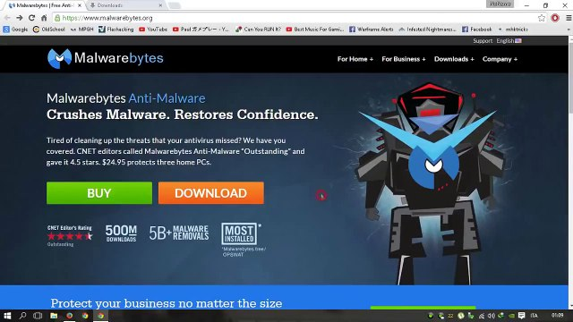 Malwarebytes Anti Malware 2 2 0 1024+ Life time License Serial Working  (20/11/15)