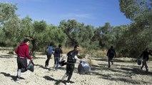 Migrants, Réfugiés: Deux journalistes .. 132 jours avec des réfugiés