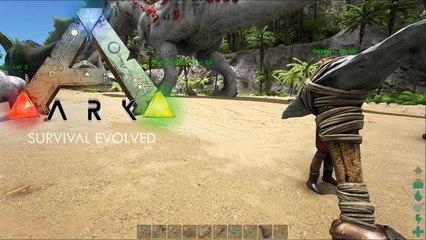 Lets Play ARK Survival Evolved #007 Ein Ichthyosaurus im Wasser! [Deutsch] ARK Survival