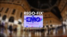 Rego-Fix exhibit at the EMO trade show in Milan - PGU 9500 automatic clamping - EMO Mailand - EMO Hannover