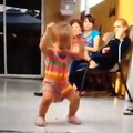 Haha this baby has got talent