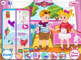 Baby Video Baby Double Shower Game Baby Game for Kids Dora The Explorer