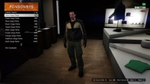 Grand Theft Auto 5 Online Infamous Cole Macgrath outfit tutorial