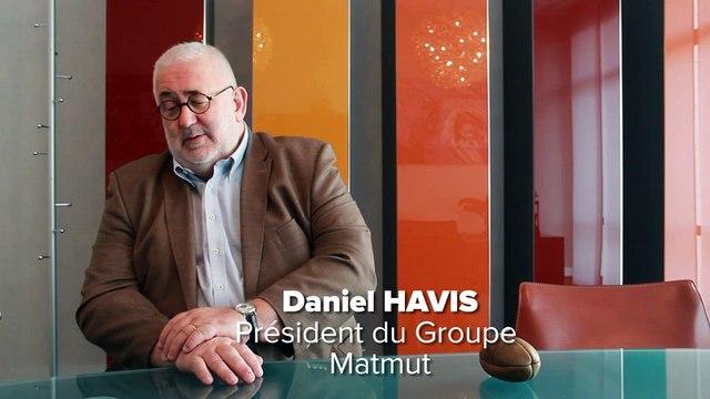 [Economie, Emploi, Entreprises] Daniel Havis soutient Nicolas Mayer-Rossignol