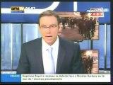 Repression manifs anti-Sarkozy