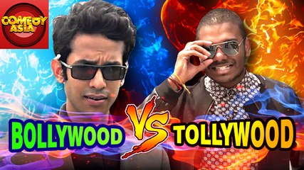 Bollywood Vs Tollywood | Comedy Asia