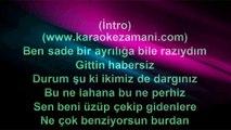 Soner Sarıkabadayı - Muhatap - Remix - (2012) TÜRKÇE KARAOKE