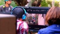 San Andreas Movie_ Complete Behind the Scenes Broll - Dwayne Johnson, Alexandra Daddario