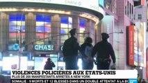 Etats-Unis: nouvelles manifestations contre les violences policières