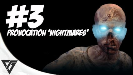 Black Ops 3 Nightmares Walkthrough Gameplay Part 3 - Mission ''Provocation'' (Nightmares Mode/Story)
