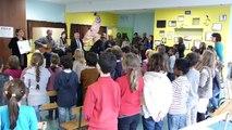 Visite du groupe scolaire Petit Bernard de Dijon