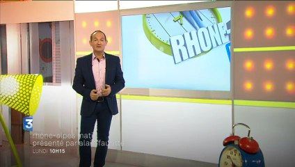 Bande Annonce Rhône-Alpes Matin du 23 novembre 2015