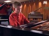 Dewey au piano - French Cancan