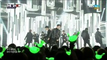 151117 MTV THE SHOW : B.A.P - Young, Wild