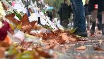 Attentats de Paris : les Parisiens continuent de rendre hommage aux victimes