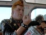 Spock et Captain Kirk n'aiment pas le punk ! (Star Trek IV)