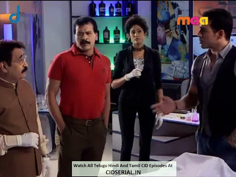 CID (Telugu) Episode 1015 (20th - November - 2015) - 2