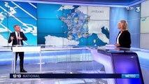 Les intempéries ont fait 3 victimes..appel à la vigilance Lyon (Rhône Alpes),Villeurbanne,