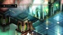 GAMEPLAY WALKTHROUGH FIRST LOOK HD 60 FPS ►TRANSISTOR ► XBOX PS4 PC