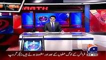 Aaj Shahzeb Khanzada Kay Sath (20-11-2015)