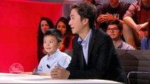 Brandon et son père Angel sur le plateau du Petit Journal - Le Petit Journal du 20/11/2015 - CANAL+
