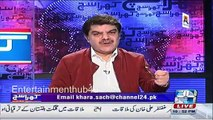 """See Why Mubashir Luqman Blocked His Friend's Numbers""_ Really Amazing"