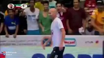 Zidane Fantastic piece of skill in futsal game Zidane Friends vs NAC