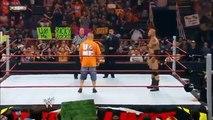 John Cena vs Batista WWE Championship - Quit Match Over The Limit - WWE