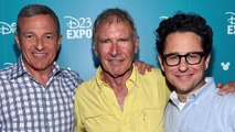 Harrison Ford Talks Star Wars, Indiana Jones & Young Han Solo Movie