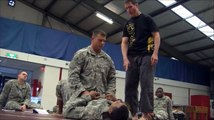 U.S. Army Tactical Combatives Course (Footage)